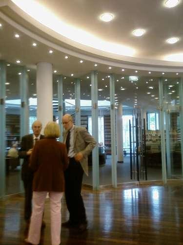 Göttingen 2007: Dom Bibliothek Hildesheim